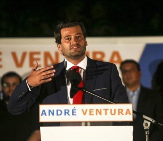 André Ventura defende pena de morte