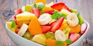 Fruta para melhorar o humor