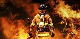 Homem morre queimado