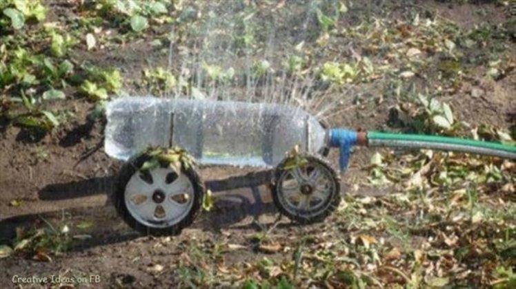 Ideias para reciclagem