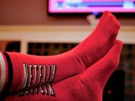 Netflix lança meias