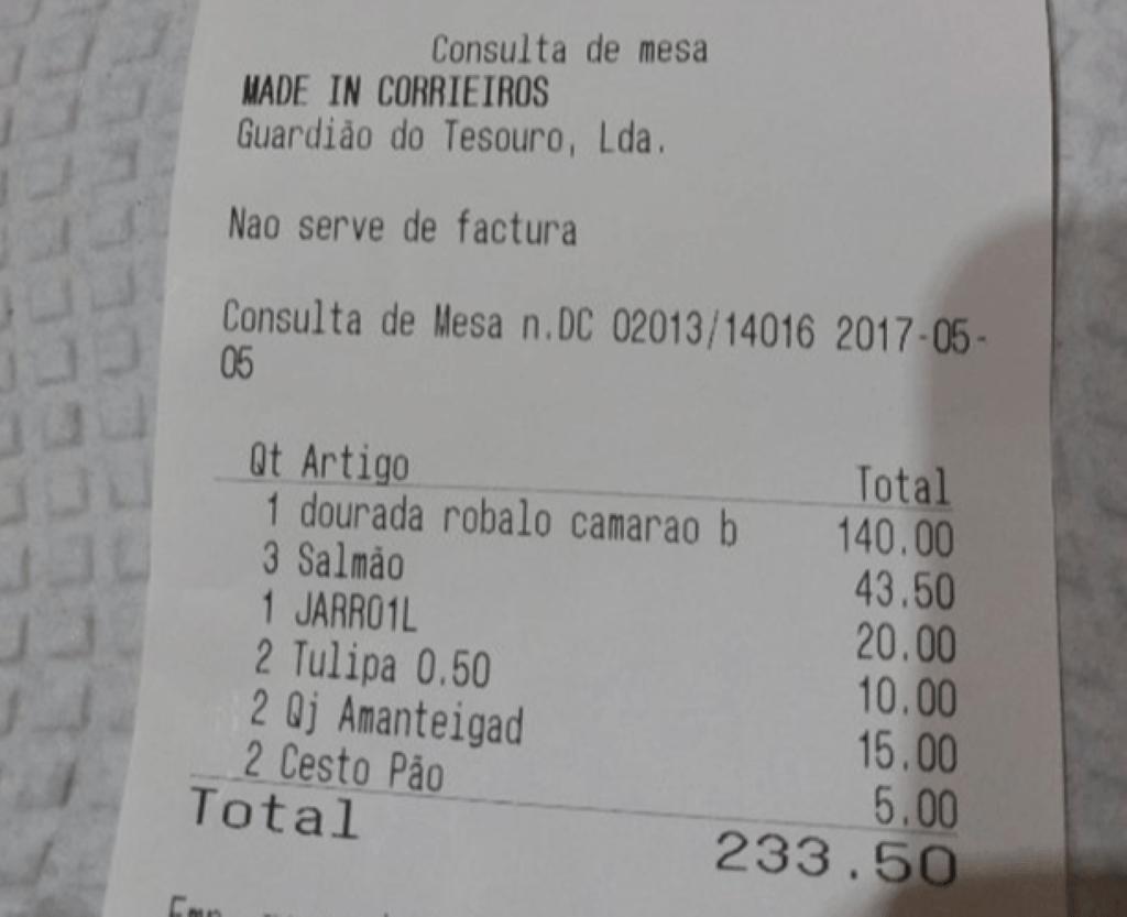Restaurante Português