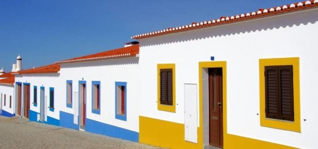 Trilho existente em Portugal