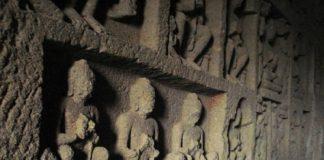 Caverna durante uma caçada