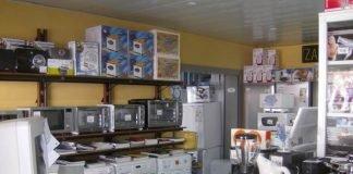 Electrodomésticos com defeito