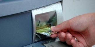 levantar dinheiro no multibanco
