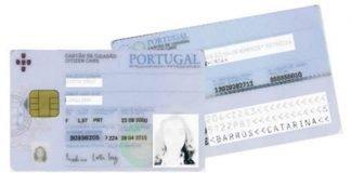 novidades relativas ao cartão de cidadão