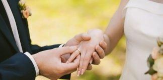 Palavras mágicas para o casamento