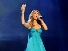Céline Dion apaixonou-se por um adolescente