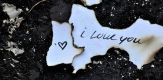 Deixar de amar não é uma opção