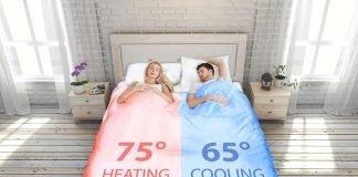 Endredom ajusta a temperatura