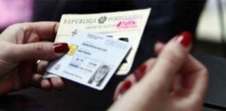 Fotocópia do cartão de cidadão