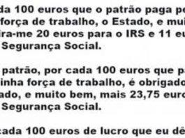 A verdade que reflete bem Portugal