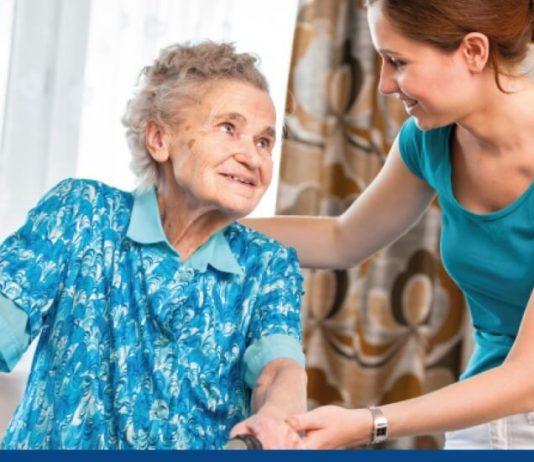 Cuidar de idosos no domicilio