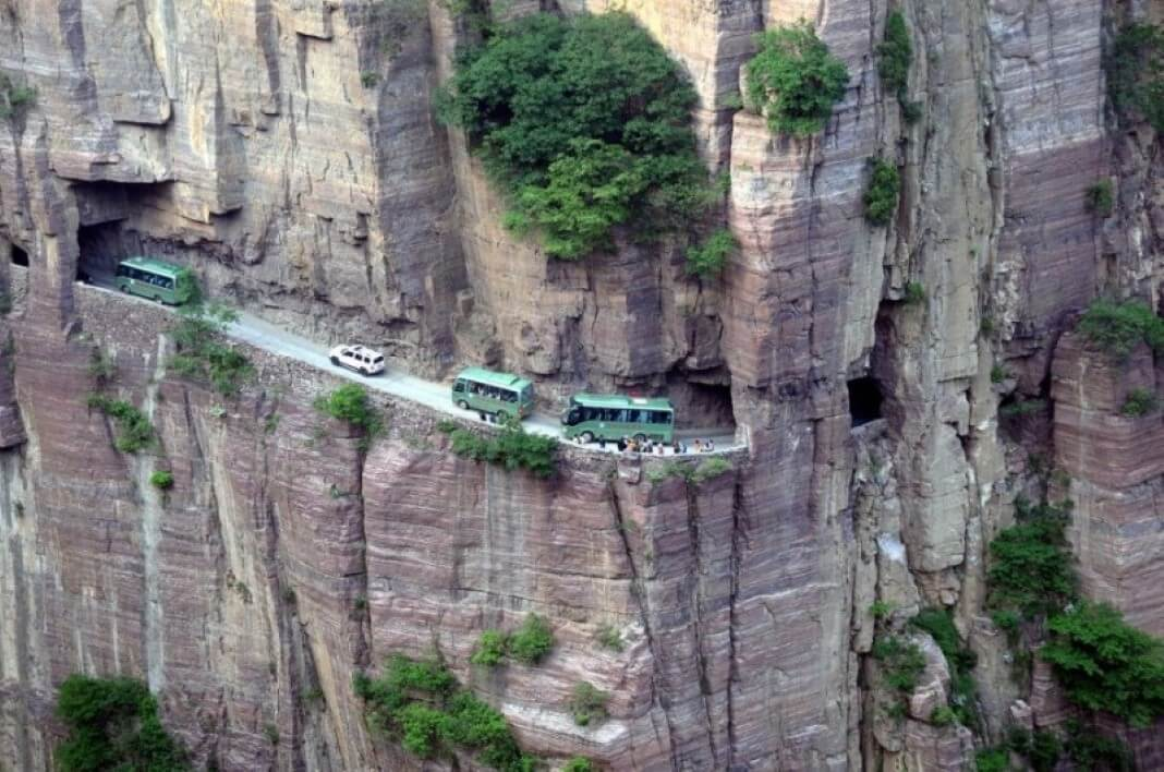 estradas mais perigosas do mundo