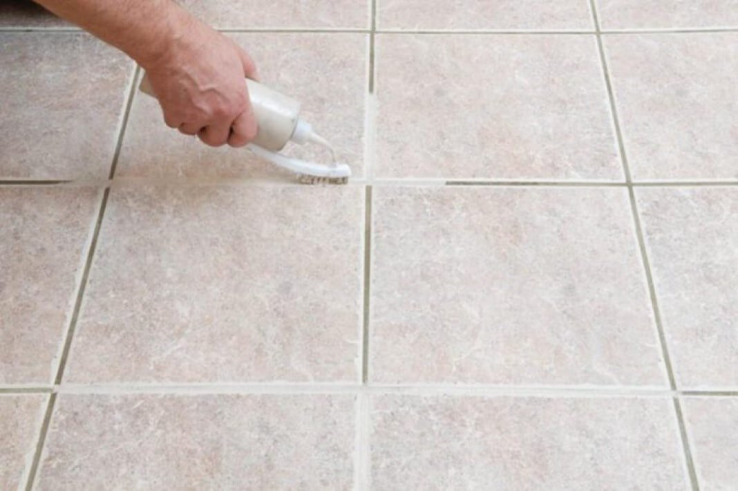 limpar azulejos