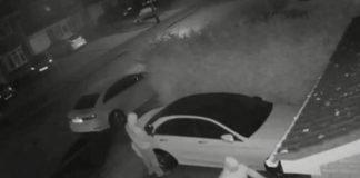 nova forma de roubar carros