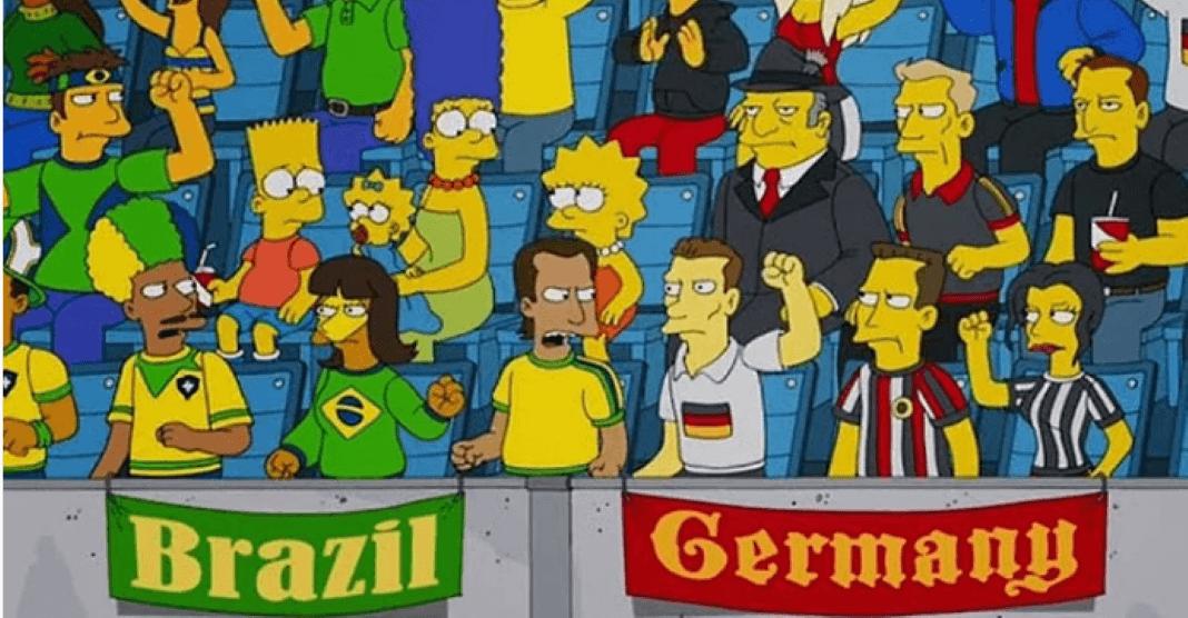 previsões raras - Simpsons