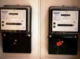 Duvida dos contadores de electricidade