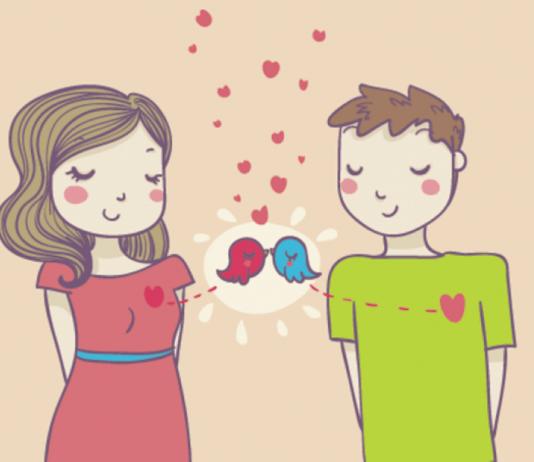 amor tem que ser uma escolha
