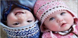 Crianças nascidas