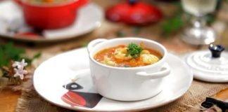 receitas de sopa de peixe