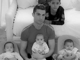 Cristiano Ronaldo fez um apelo