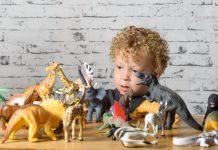 obcecado com os dinossauros