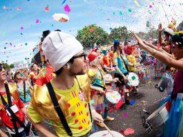 tolerância de ponto no dia de Carnaval