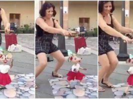 SHOW a dançar Despacito