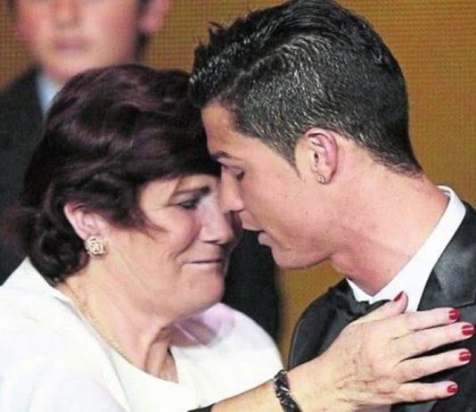 atitude de Cristiano Ronaldo