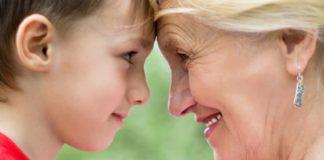 Crianças precisam das avós