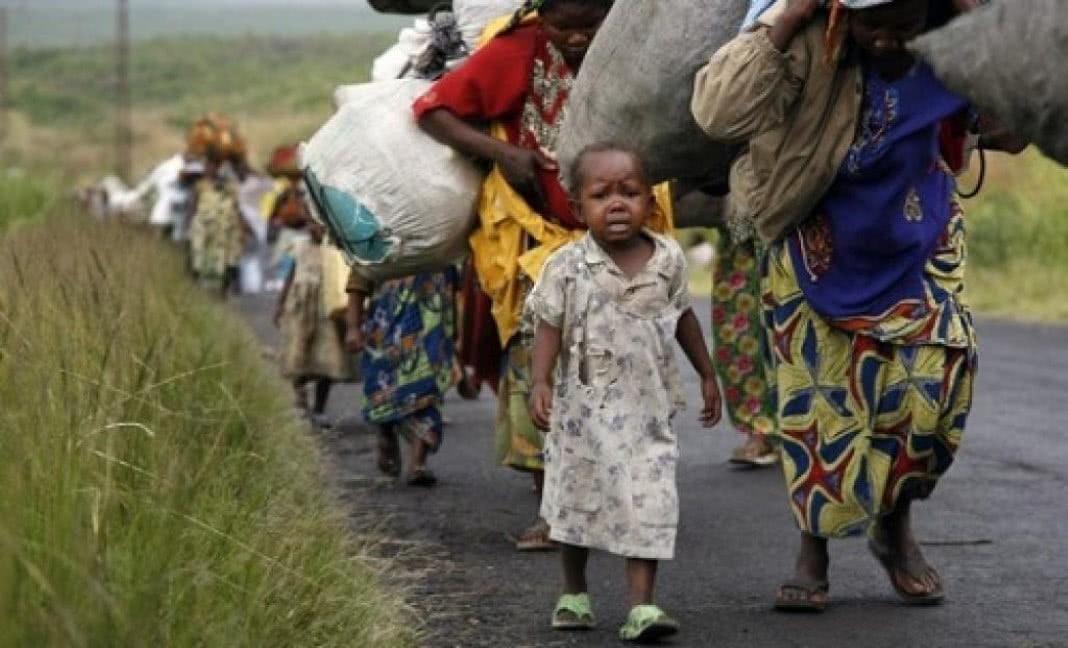 países onde ser mulher é um perigo