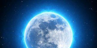 última oportunidade de ver uma Lua Azul