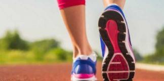 caminhar e perder peso