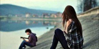 Não acredito em amor à primeira vista