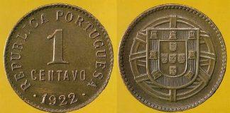 Raríssima moeda portuguesa