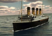 Titanic II fará a sua primeira viagem em 2018