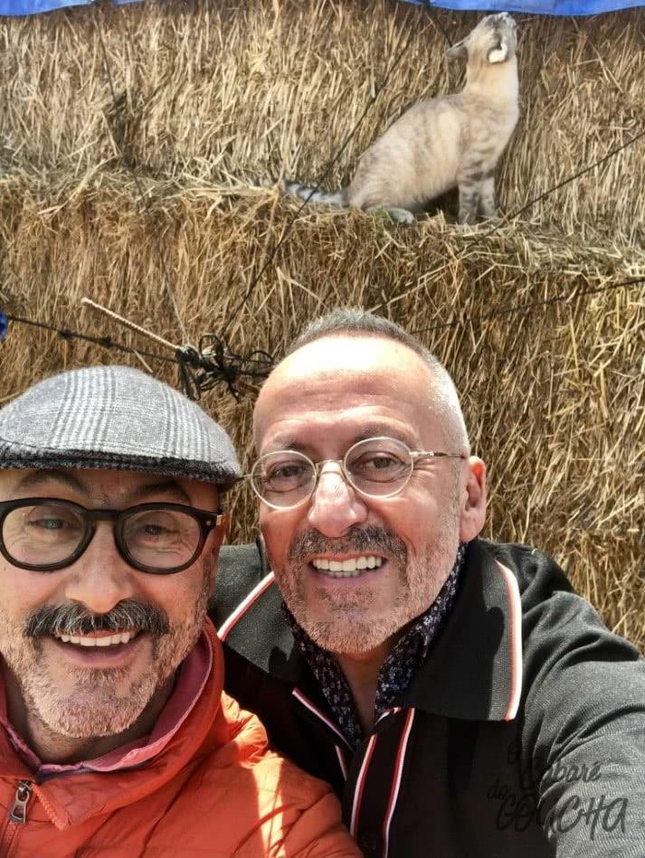 descanso de Manuel Luís Goucha