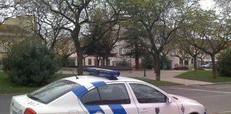 atingir um policia a tiro