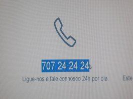 número 707