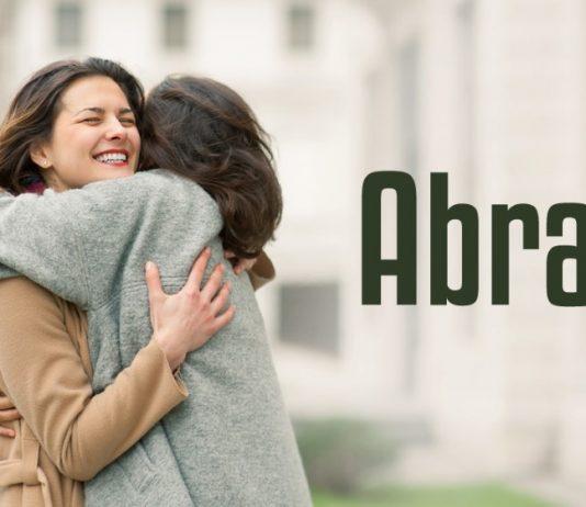 Abraçar melhora a relação