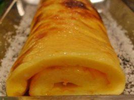 Torta de laranja muito fácil de fazer
